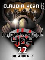 Homo Sapiens 404 Band 22