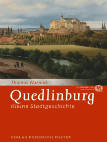 Quedlinburg: Kleine Stadtgeschichte