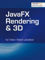 JavaFX Rendering & 3D