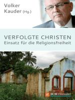 Verfolgte Christen