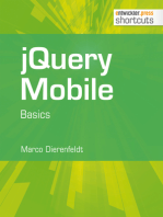 jQuery Mobile - Basics