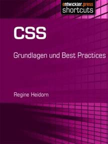 CSS: Grundlagen und Best Practices