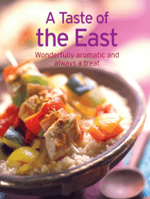 A Taste of the East: Our 100 top recipes presented in one cookbook
