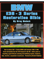 BMW 3 Series - E36 Restoration Tips & Techniques