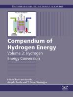 Compendium of Hydrogen Energy: Hydrogen Energy Conversion