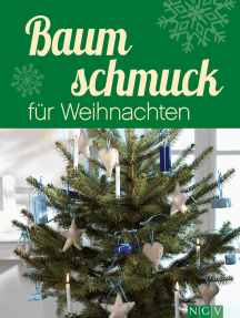 Baumschmuck für Weihnachten: Kreative Ideen im Materialmix für Adventszeit und Weihnachten