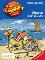 Kommissar Kugelblitz 30. Piraten der Wüste