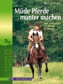 Müde Pferde munter machen: Mit Motivation zu neuem Schwung