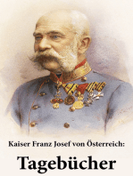 Kaiser Franz Josef von Österreich
