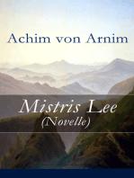 Mistris Lee (Novelle)