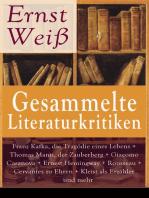 Gesammelte Literaturkritiken