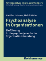 Psychoanalyse in Organisationen