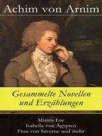 Gesammelte Novellen und Erzählungen