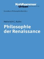 Philosophie der Renaissance