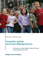 Integration gelingt durch faire Bildungschancen