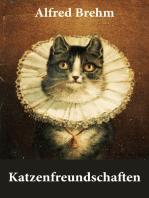 Katzenfreundschaften (4 wunderschöne Katzengeschichten vom Tiervater Alfred Brehm)