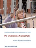 Die Musikalische Grundschule