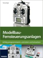 Modellbau-Fernsteuerungsanlagen