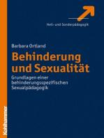 Behinderung und Sexualität