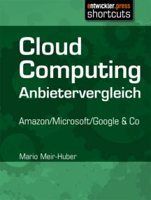 Cloud Computing Anbietervergleich: Amazon / Microsoft / Google & Co