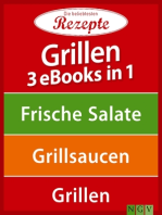 Grillen - 3 eBooks in 1
