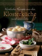 Köstliche Rezepte aus der Klosterküche rund ums Jahr