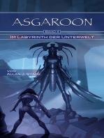 ASGAROON (4) - Im Labyrinth der Unterwelt