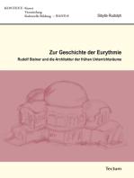Zur Geschichte der Eurythmie