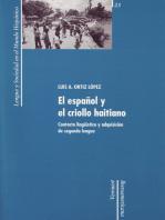 El español y el criollo haitiano
