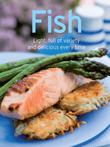 Fish: Our 100 top recipes presented in one cookbook