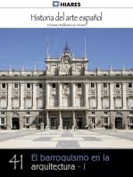El barroquismo en la arquitectura - I