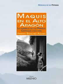 Maquis en el Alto Aragón: La guerrilla en los Pirineos Centrales (1944-1949)