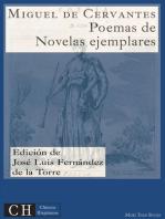 Poesías, II: En las Novelas ejemplares
