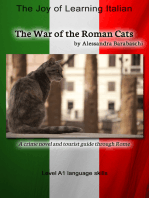 The War of the Roman Cats - Language Course Italian Level A1