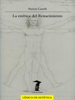La estética del Renacimiento
