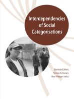 Interdependencies of Social Categorisations