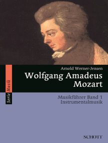 Wolfgang Amadeus Mozart: Musikführer - Band 1: Instrumentalmusik