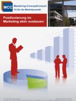 Positionierung im Marketing aktiv ausbauen