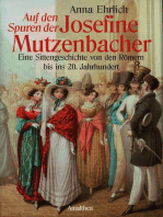 Auf den Spuren der Josefine Mutzenbacher