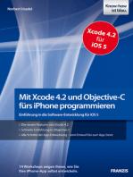 Mit Xcode 4.2 und Objective-C fürs iPhone programmieren