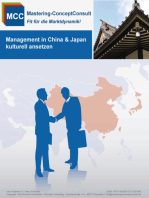 Management in China & Japan kulturell ansetzen