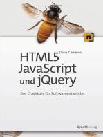 HTML5, JavaScript und jQuery