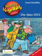 Kommissar Kugelblitz 20. Die Akte 2013