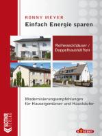 Reiheneckhäuser / Doppelhaushälften