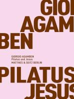 Pilatus und Jesus