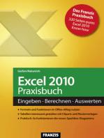 Excel 2010 Praxisbuch