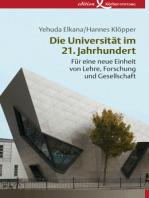 Die Universität im 21. Jahrhundert