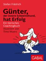 Günter, der innere Schweinehund, hat Erfolg