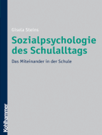 Sozialpsychologie des Schulalltags