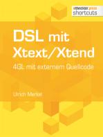 DSL mit Xtext/Xtend. 4GL mit externem Quellcode